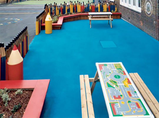 play area @540